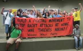 Why this blog: building a youth fightbackmovement