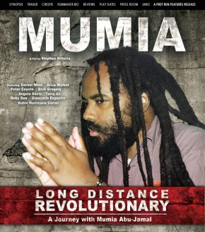 "New movie on Mumia Abu-Jamal: ""Long Distance Revolutionary"""