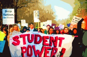 Students resist being silenced: History of student struggles