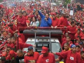 ¡Hugo Chávez, presente!